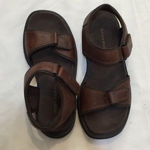Rockport quarter strap sandals. Size 7